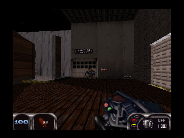Duke Nukem 64 -  - User Screenshot